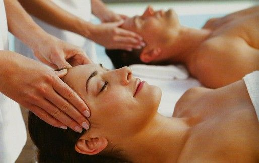 Massage Indien en duo - Esterel Forme