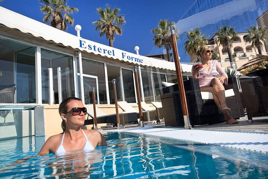 Esterel Forme - Spa Beach & Bar